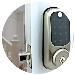 Yale Real Living Z-Wave Home Automation Door Locks from Protect America, Inc.