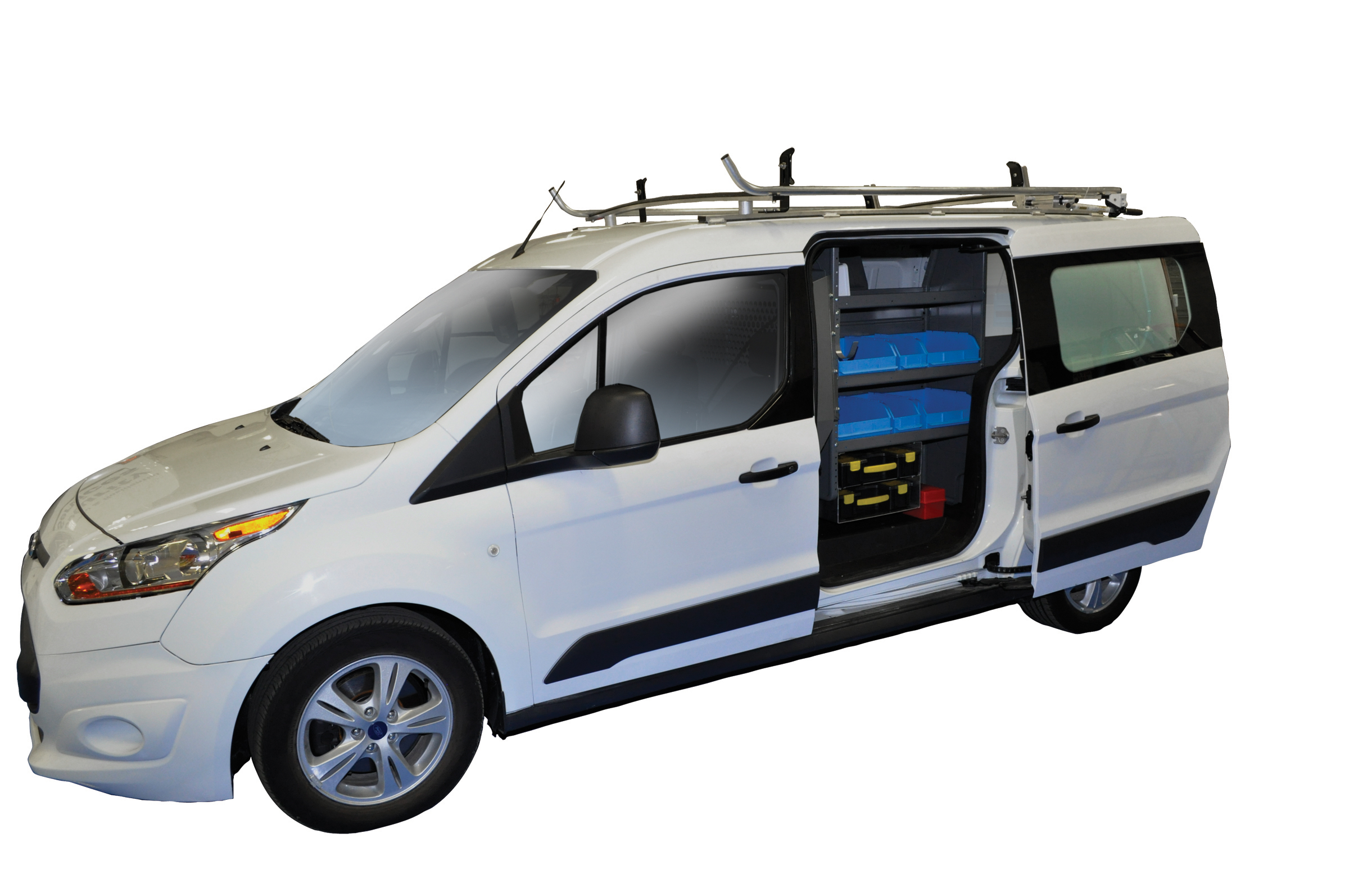 New 2014 Transit Connect Van Equipment Available From