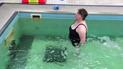 Osteoarthritis Research in HydroWorx Pool