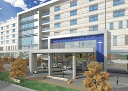 St. Joseph Hospital Foundation Heritage Project - J. Kent Staffing - Denver, Colorado