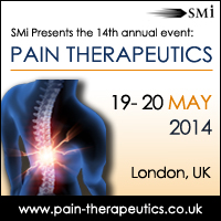 Pain Therapeutics | 19-20 MAY 2014, London UK