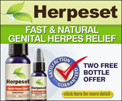 Herpeset The First Homeophatic Relief For Herpes Now Released