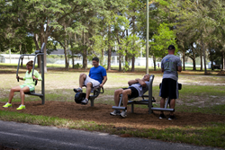 GTfit Outdoor Fitness Products from GameTime