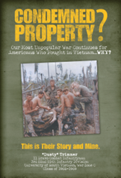 "Dog Ear Publishing releases ""Condemned Property?"" by Dusy Earl Trimmer"