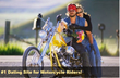 Survey on BikerKiss: Why Women Like to Ride as Harley Motorcycle...