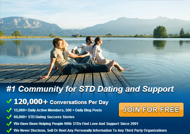 online dating for stds Herpes dating online – most popular herpes dating sites there are a few popular herpes dating online websites that make it easy for you to talk to and date other singles with genital herpes.