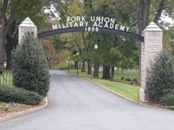 Front Gate, Fork Union Military Academy