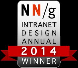 Nielsen Norman Award