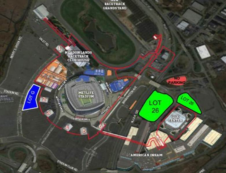 Ticket Monster Presents How To Get To Metlife Stadium For Super Bowl 2014 Xlviii Directions