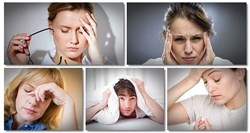 migraine headaches causes review