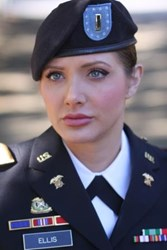 US Army's 1st Lt. Kathryn Ellis