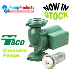 Taco Pumps & Repair Parts