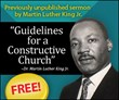 Previously Unpublished Martin Luther King Jr. Sermon
