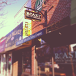 Roast Coffee & Tea Trading Company store front at 41 East Main Street, Patchogue NY 11772
