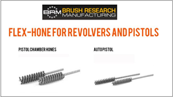 Flex-Hone® Tools for Revolvers and Pistols