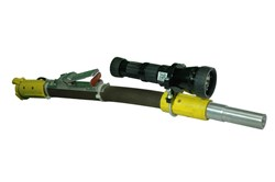 Rechargeable 20 Watt HID Blasting Gun Light