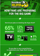 Survey Reveals Super Bowl Viewers 11 Times More Likely To Live-Stream;...