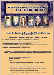 Express Yourself Websites--Website Marketing --> THE WORKSHOP