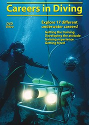 Careers in Diving DVD Video cover