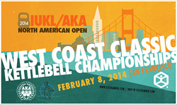 West Coast Classic Kettlebell Championships hosted by Ice Chamber, American Kettlebell Alliance, and International Union of Kettlebell Lifting