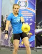 Ice Chamber Kettlebell Team Member Brittany V.S. showing her skills on the international stage.