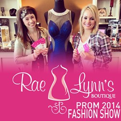 "RaeLynn's Boutique to Host ""2014 Prom Fashion Show"" at Indianapolis Convention Center"