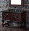 "James Martin Solid Wood 48"" Balmoral Single Bathroom Vanity 150-V48-ANW"