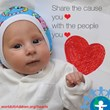 Share the cause you love with the people you love