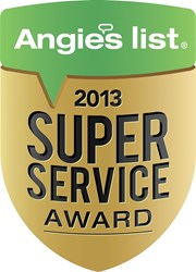 101 Mobility Columbus Recieves 2013 Angies List Super Service Award