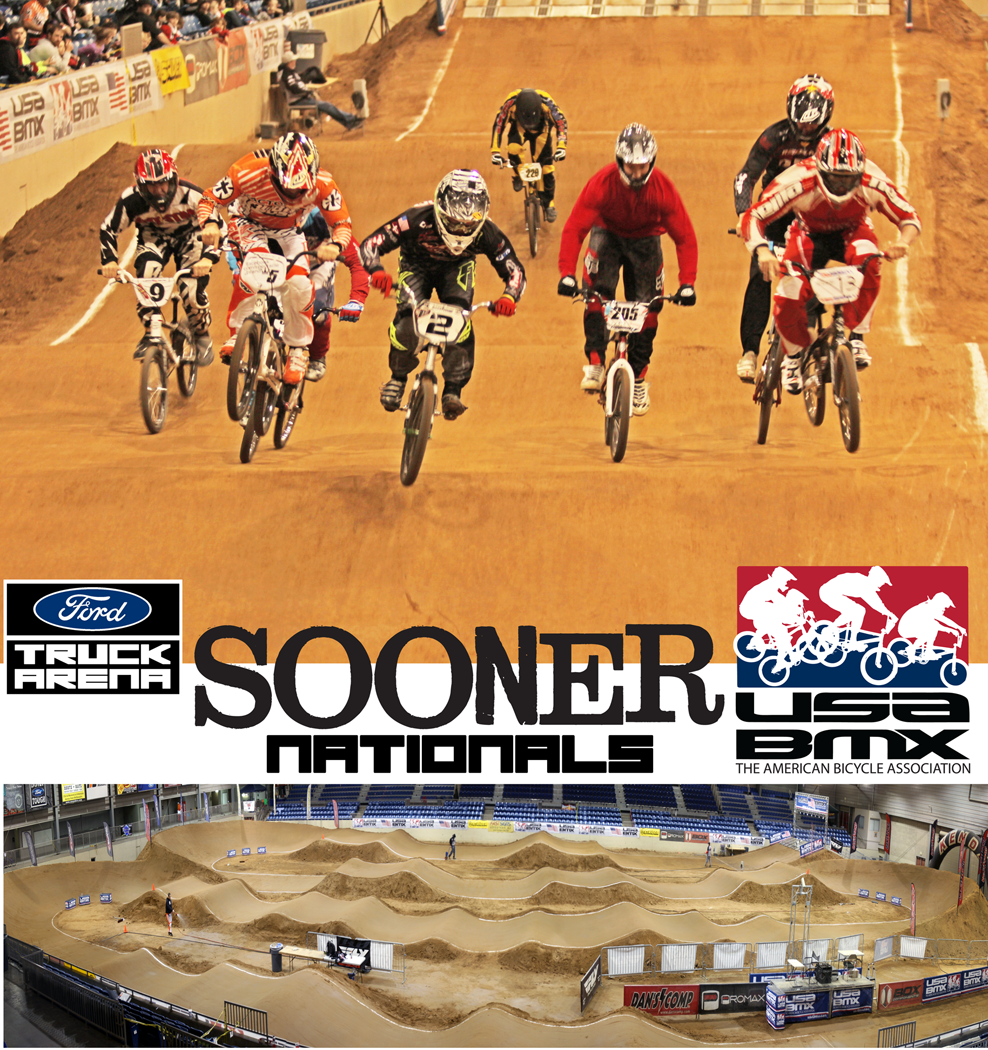 Ford Of Tulsa: Tulsa's Ford Truck Arena Will Host The 2nd Stop Of The USA