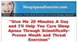 sleep apnea exercises program review