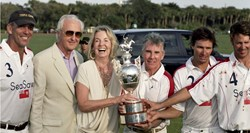 2014 Windsor Charity Polo Cup in Vero Beach, Florida