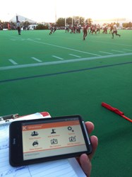Shockbox helmet sensors used in youth football research