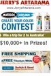 Create Your Color Contest with Matisse Derivan and Jerry's Artarama