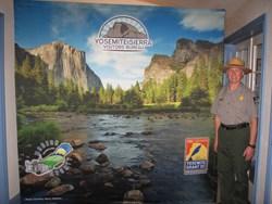 Ron Morton, Yosemite Park Ranger