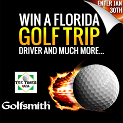 TeeTimesUSA.com & GolfSmith Contest - Florida Golf Trip Contest
