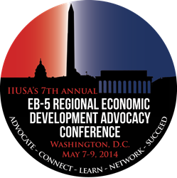 From May 7-9, IIUSA will lead the EB-5 Regional Center industry in its descent upon Washington D.C. for its 7th annual EB-5 Regional Economic Development Advocacy Conference