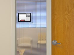 ArmorActive conference room scheduling solutions add the Strata iPad mini Wall Mount to the line up.