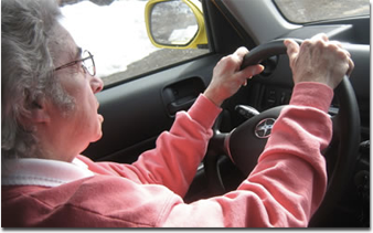 a research on the issues caused by elderly drivers on the road Issues facing older adults who may be losing their ability to drive currently, there are about 84 million senior citizens who depend on others for their transportation shortly, the number of older drivers will more than double, making the issue of senior transportation even more critical.