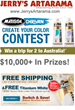 Jerry's Artarama Announces Date Extension for Create Your Color...