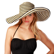 Dramatic Resort Hat