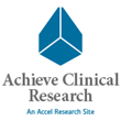 The Team at Achieve Clinical Research is Enrolling Qualified...