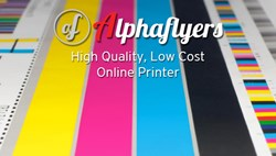 Alphaflyers - High Quality, Low Cost Online Printer