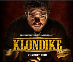 "The official ""Klondike"" poster"