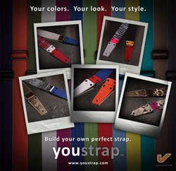 Gruv Gear Announces World's First Do-It-Yourself (DIY) Guitar Strap