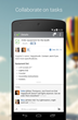 Wrike's Android app: real-time task collaboration