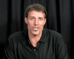 Frank Kern recommended by Tony Robbins