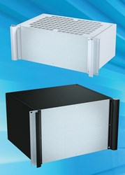 "COMBIMET 4U and 6U 19"" rack mount enclosures"