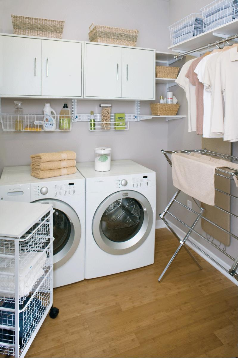 Organized Living Increases Storage For The New American