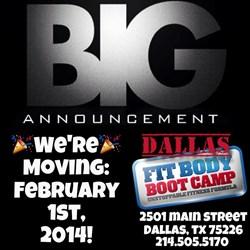 Dallas boot camp